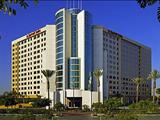 Photo of the Marriott Anaheim Suites camping