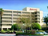 Photo of the Fullerton Marriott at California State University motel