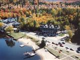 Photo of the Adirondack Hotel on Long Lake camping
