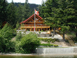 Photo of the Vermillion Lodge at Tulameen  lodge