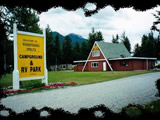 Photo of the Whispering Spruce Campground camping