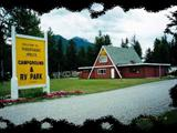 Photo of the Whispering Spruce Campground