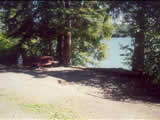 Photo of the Eagle Island Resort camping