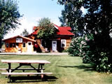 Photo of the Kokanee Bay Motel & Trailer Court camping