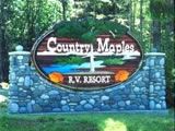 Photo of the Country Maples Camping