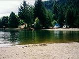 Photo of the Cumberland Lake Park Campground