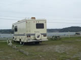 Photo of the Thunderbird Campsite