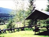 Photo of the Birch Island Campground