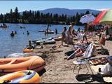 Photo of the Gallagher Lake Resort