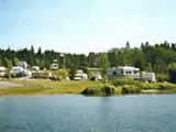Photo of the Logan Lake Municipal Campground camping