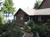 Photo of the Quadra Island Vacation Rentals camping