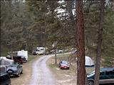 Photo of the Fort Steele Campground
