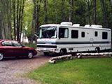 Photo of the Cedar Bay RV Park camping