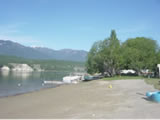 Photo of the Coldstream Lakeside Campground Ltd. camping