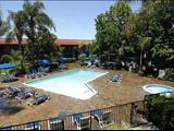 Photo of the Katella Palms Hotel (Ramada Inn Hotel)