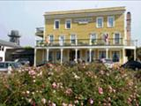 Photo of the Mendocino Hotel & Garden Suites hotel