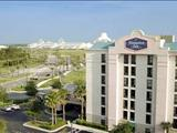 Photo of the Hampton Inn Orlando-Convention Center motel