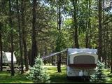 Photo of the Whispering Oaks Campground & Cabins camping