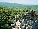Photo of the Porcupine Mountains State Park (Porkies) camping