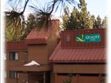 Photo of the Quality Inn Mammoth Lakes motel