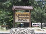 Photo of the MAMMOTH MOUNTAIN RV PARK camping