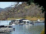 Photo of the Spanish Flat Resort Lake Berryessa