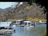 Photo of the Spanish Flat Resort Lake Berryessa