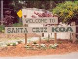Photo of the Santa Cruz/Monterey Bay KOA camping