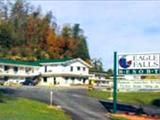 Photo of the Eagle Falls Resort motel