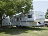 Photo of the Cajun Oasis RV Park camping