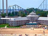 Photo of the Cedar Point Resorts / Camper Village-Cedar Point - Reservations