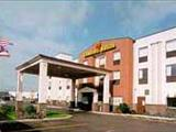 Photo of the Comfort Suites Columbus East motel