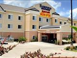 Photo of the Fairfield Inn & Suites Marshall motel