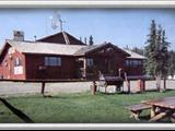 Photo of the Lake Louise Wolverine Lodge
