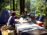 Photo of the Ellery Creek camping