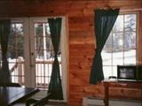 Photo of the Sally Mountain Cabins