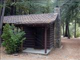 Photo of the Zaca Lake Retreat lodge