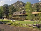 Photo of the Deer Crest Chalet camping