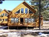 Photo of the Solitude Cabins camping