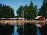 Photo of the Bowron Lake Lodge & Resorts Limited  camping
