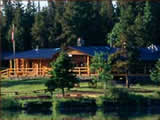Photo of the Chaunigan Lake Lodge  camping