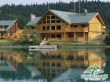 Photo of the Chilko Lake Resort  camping
