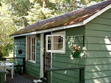 Photo of the Salt Spring Cottage Resort camping