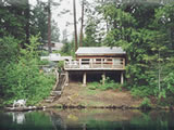 Photo of the Echo Lake Fishing Resort (2000) camping