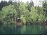 Photo of the Echo Lake Fishing Resort (2000)