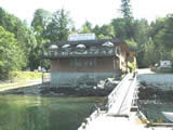 Photo of the Backeddy Resort and Marina motel
