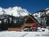 Photo of the Island Lake Lodge  lodge