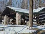 Photo of the Clear Creek State Park Cabins