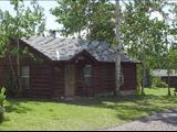 Photo of the Absaroka Ranch camping