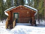 Photo of the Crooked Creek Guest Ranch camping